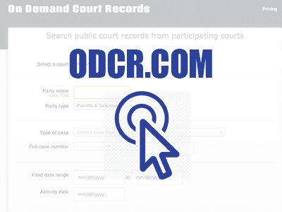 District Court Information