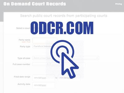District Court Information